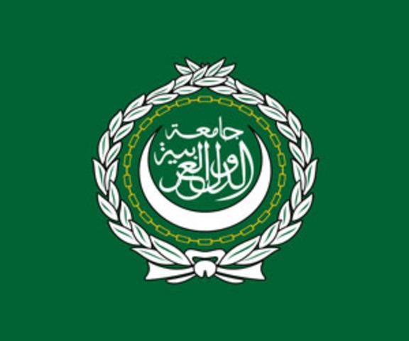 Ingreso de Libia en la Liga Árabe