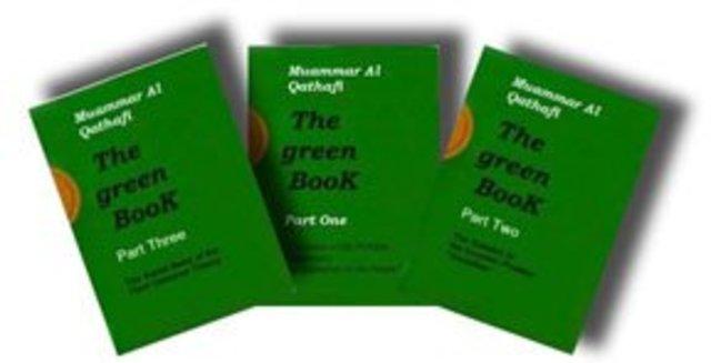 Publicación del Libro Verde