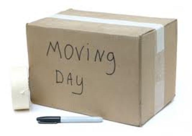 I moved-again