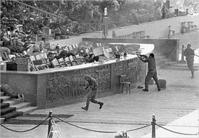 Asesinato de Anwar el Sadat