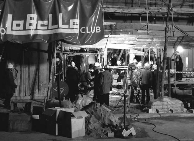 Atentado en la discoteca Belle de Berlín occidental