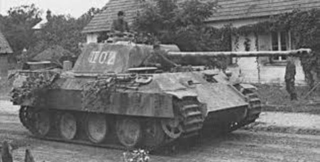 Notorious German Panther