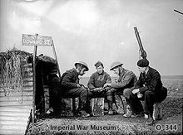 Phony War (Sitzkrieg)