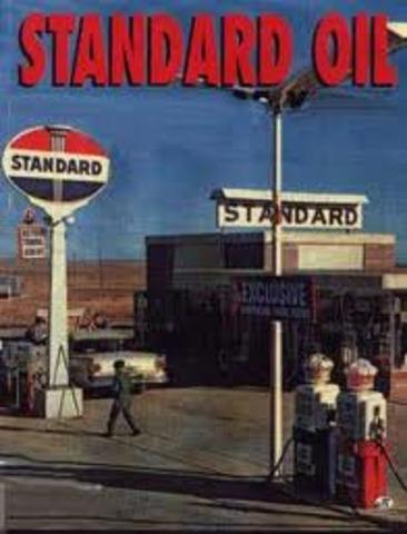 Standard Oil Formed