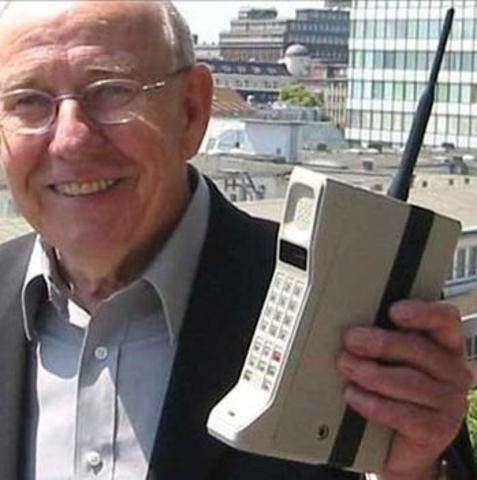 Telefone Celular 1956