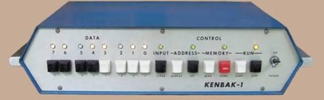 Primeiro computador pessoal 1971