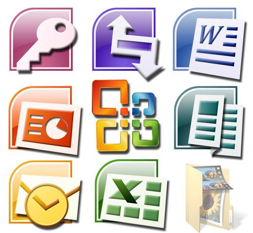 Microsoft Office 1990 - 2011