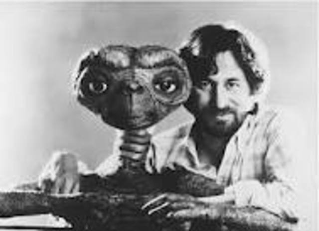 E.T Was Filmed