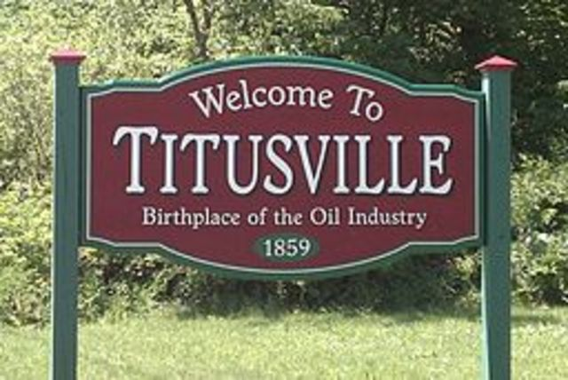 Oil discovered in Pennsylvania and a Sucessful Well built