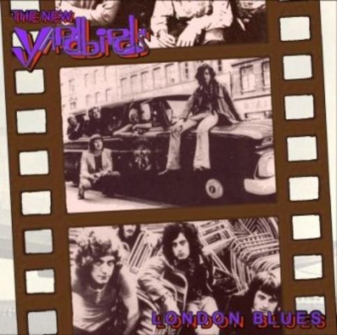 Los New Yardbirds ensayan por primera vez con Page, Plant, Jones y Bonham.