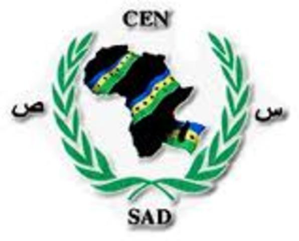 Creación de la CEN-SAD