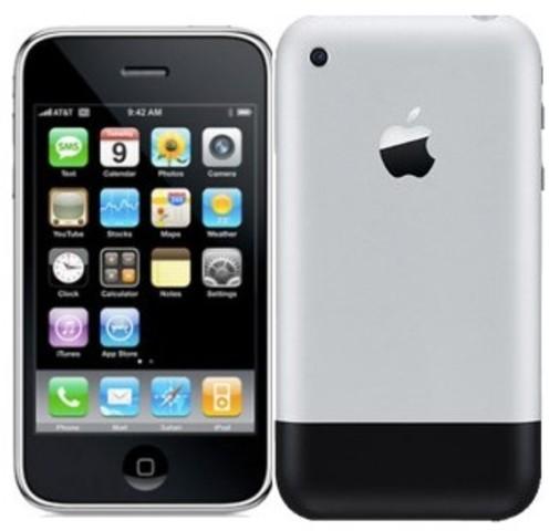 First Touchscreen