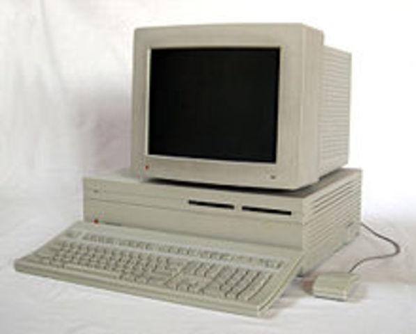 The the Macintosh II