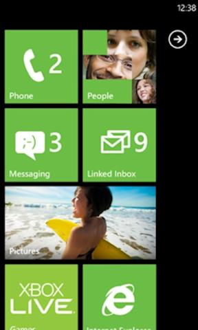 Windows Releases its First Phone