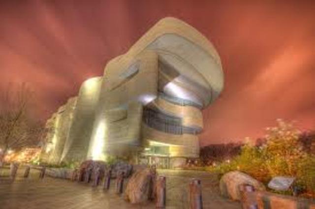 Seminar 9-3: D.C. National Museum of the American Indian