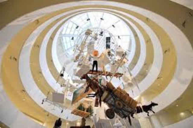 NYC TRIP: Guggenheim