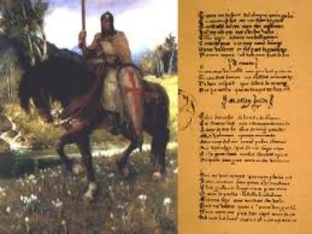 Neix Jordi de Sant Jordi