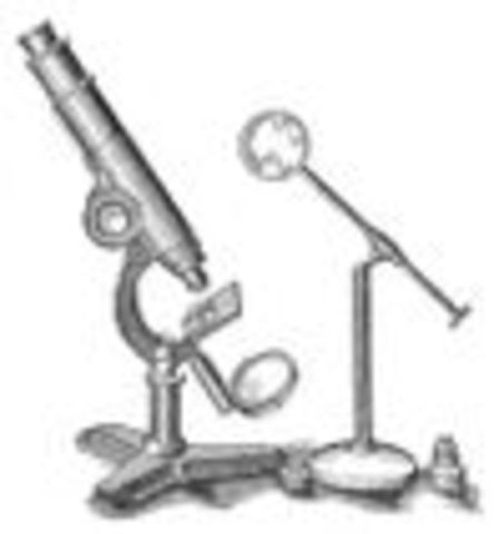 The compound microscope is invented