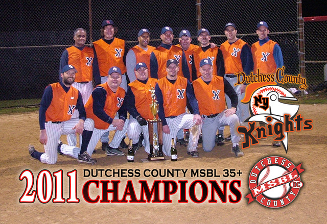 DCMSBL 35+ Champions (Dutchess County Knights)