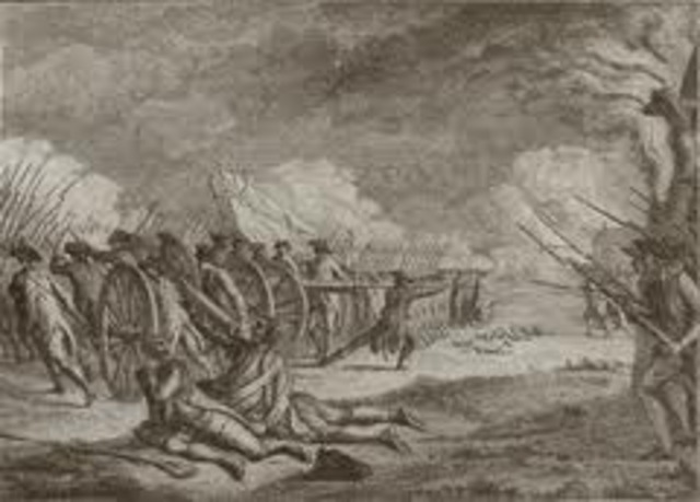 battle of concord/ lexington