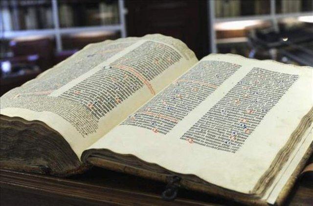 La Bíblia de Sevilla