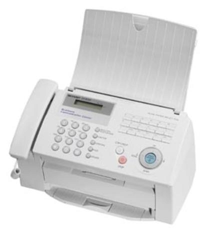 El Fax de la oficina