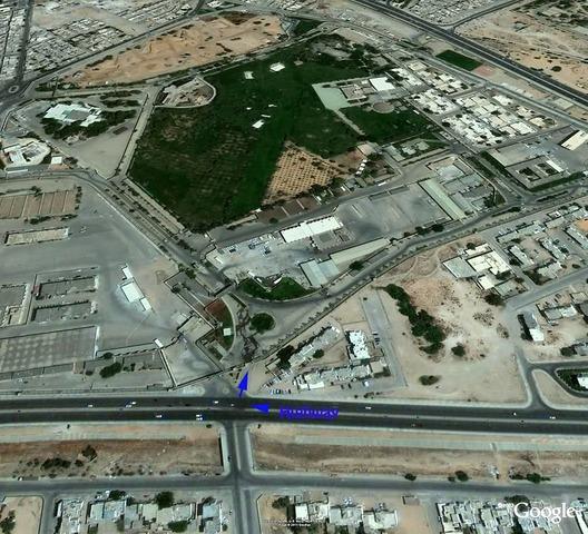 Frustrado asalto contra el recinto Bab Al-aziziya