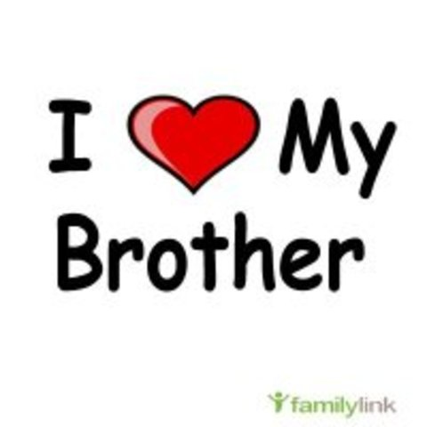 My Brother!
