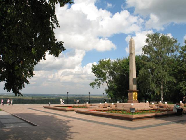 Обелиск для Нижнего Новгорода