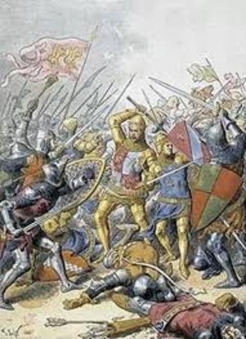 Battle of Poitiers (Tours)
