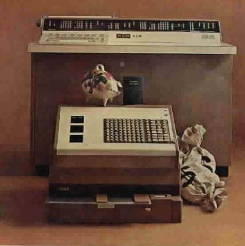 La primera mini computadora de 16-bit