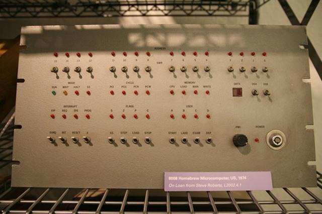 Se crea el sistema Ethernet