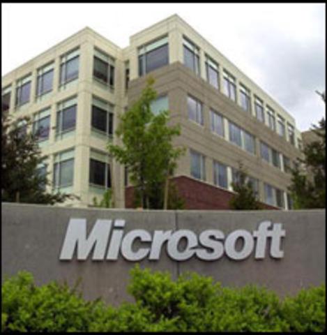 La empresa Microsoft.