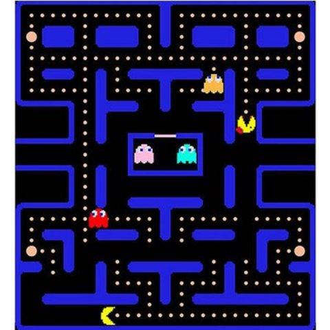 El juego Pacman