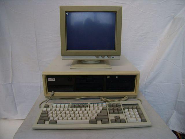 La Compaq Deskpro 286