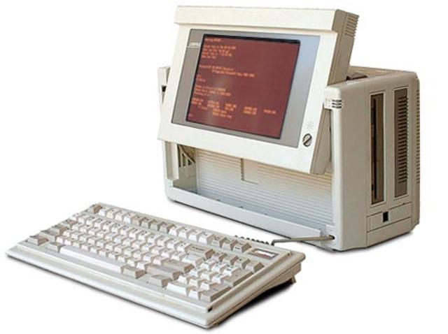 La Compaq Portable 386