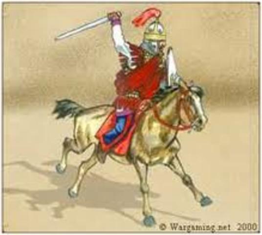 Ostrogoths Defeated