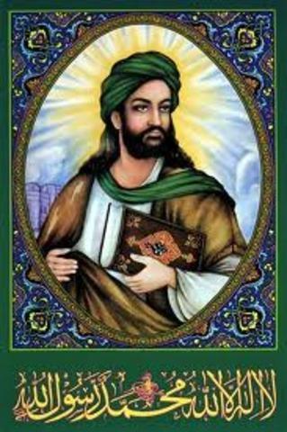 Muhammad Born in Mecca