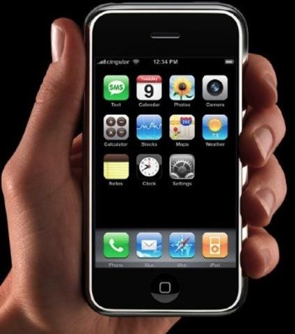 El iPhone 3G