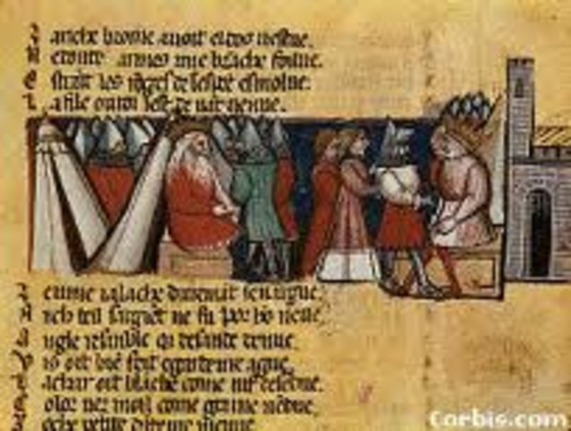The Song of Roland is Written