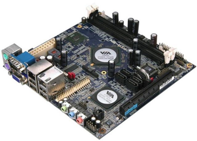 placa base ITX