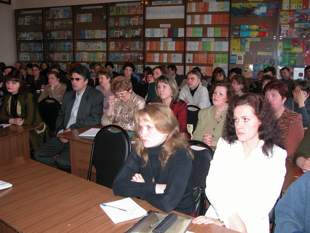 Научно-практический семинар «Оценочная деятельность учителя при организации проектной деятельности» в рамках программы Intel «Обучение для будущего»