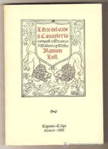 Llibre de l'orde de cavalleria( Ramon LLull)