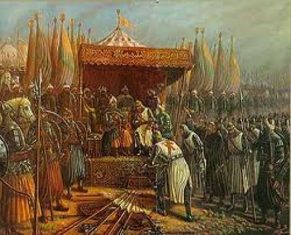 End of Crusades
