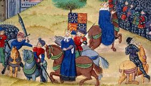 Peasants Revolt in France