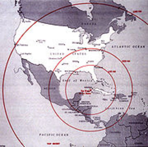 Beginn der Kubakrise