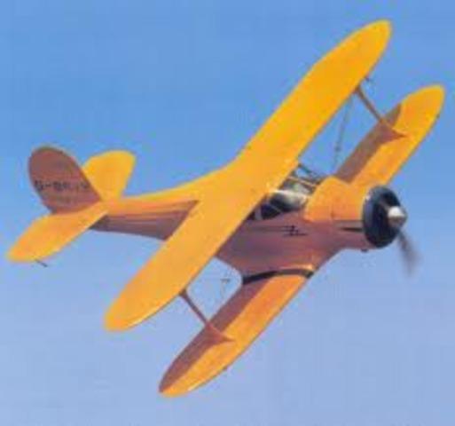 Biplane Design