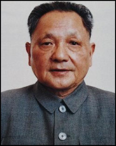 Deng Xiaoping Takes over