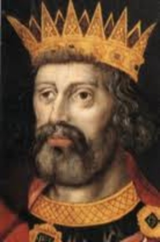 Henry III gives territory to France
