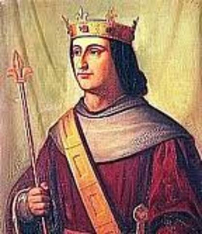 Phillip VI Seizes Gascony